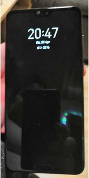verkaufe Huawei P 20 Pro
