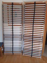 Federholzrahmen LÖNSET von IKEA 140x200
