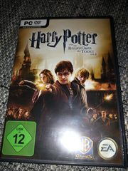 PC DVD Harry Potter und