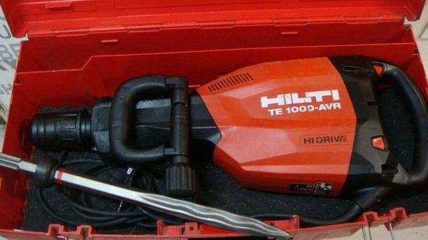 HILTI TE 1000-AVR HI DRIVE