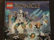 Lego Bionicle Kopaka Vereiniger Kreatur