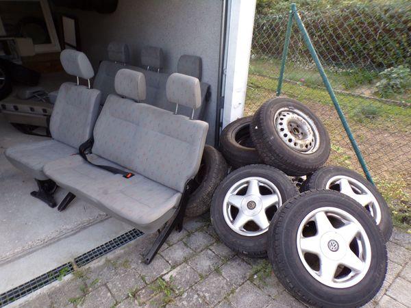 VW T4 Sitze und Zubehör