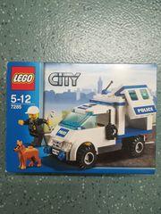 lego 7285 Polizeihundeinsatz