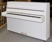 Klavier Hellas 108 weiß satiniert