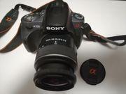 Sony alpha 330 Digitalkamera Zubehör