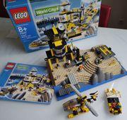 LEGO World City - Einsatzzentrale der