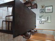 Esstisch plus 7 Stühle