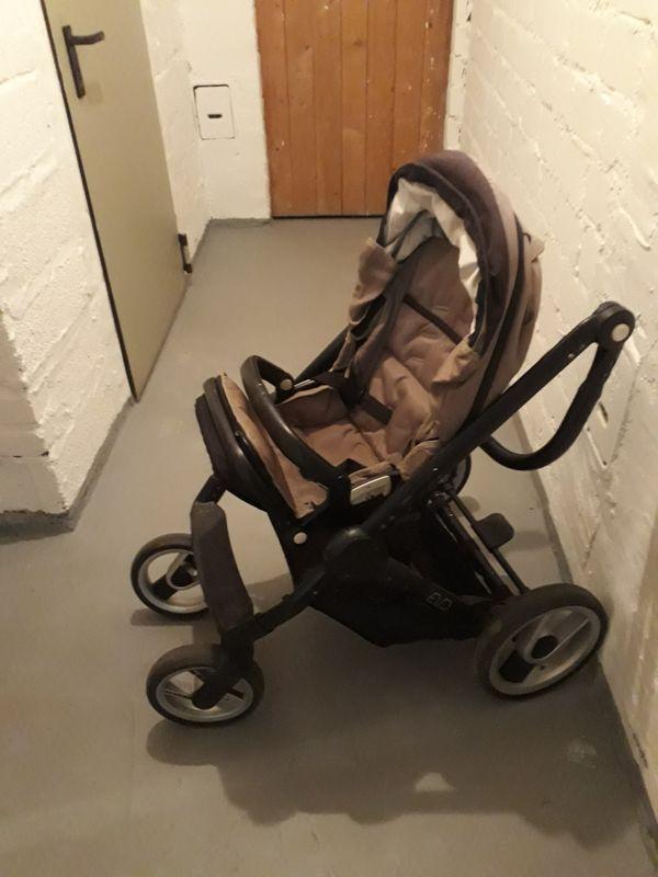 Mutsy Evo Kinderwagen