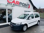 VW Caddy TDI Erstbesitz 5-
