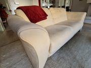 2 hochwertige Sofa Couch - gut