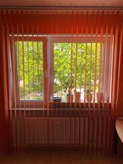 Lamellenvorhang orange 200cm x 245cm