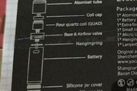 Haushaltsgeräte, Hausrat, alles Sonstige - yolcan Evolve Plus XL Vaporizer