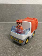 Playmobil 123 Müllauto