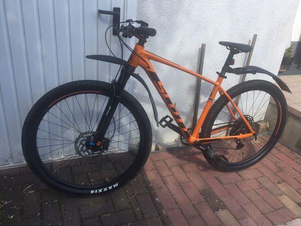 MTB-Fahrrad - für Einsteiger
