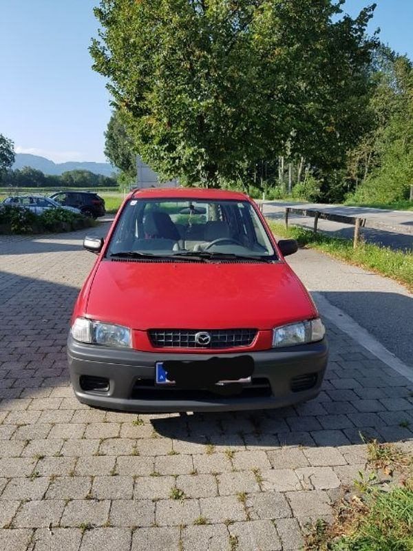 Mazda Demio 1 3 i