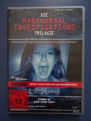 inkl Versand Die Paranormal Investigations