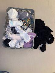 Socken und Unterhose