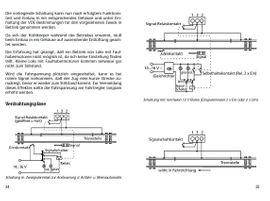 Modelleisenbahnen - 6 1 Stk H-Tronic Anfahr-