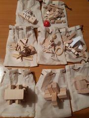 verflixte Holzspiele