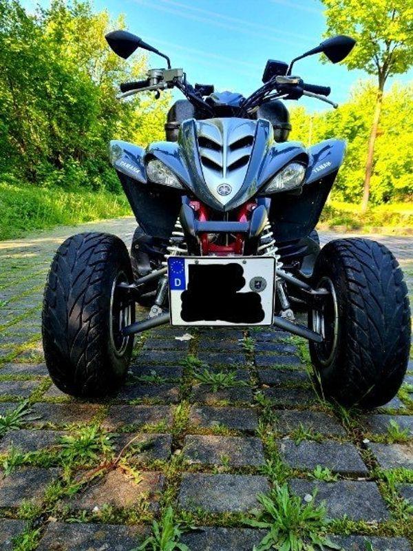 Yamaha Raptor 350 YFM 350R