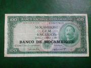 Banknote 100 Escudos