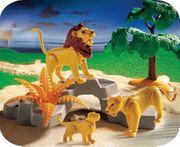 Playmobil 3239 Löwenfamilie