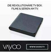 GUTSCHEIN für VAVOO TV Box