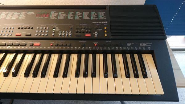 Yamaha Keyboard PSR 400 mit original Schachtel