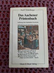 Das Printenbuch Taschenbuch