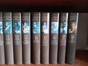18 Bände Kulturgeschichte der Menschheit