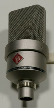 Neumann TLM 103 Niere Kondensator