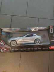 RC Mercedes SLR McLaren