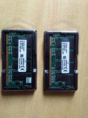 DDR Ram Kingston 2X1GB - PC2700