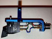 Ortofon Vinylmaster Blue auf blauem