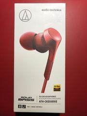 In-Ear Headphones NEU Audio-Technica ATH-CKS550XiS