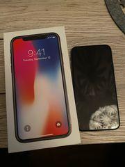 IPhone X Schwarz