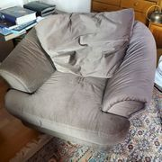 2er Sofa Hocker und Sessel