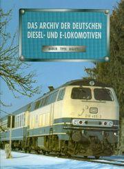 Das Archiv der deutschen Diesel-