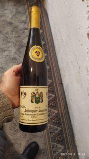 Alter Wein aus 1980-1996
