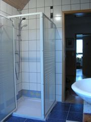 Duschabtrennung Duschwand Duschkabine Glas