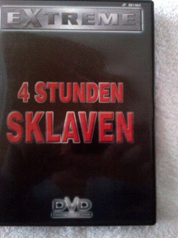 EXTREME SKLAVEN DVD 4 Stunden