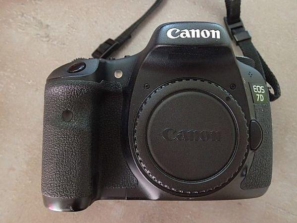 Canon EOS 7D Zubehör