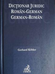 Dictionar juridic roman-german german-roman