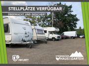 Stellplatz - Bewacht Gesichert - Wohnwagen Auto