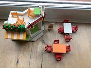 Playmobil Café