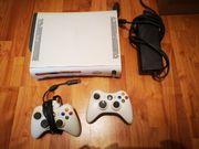 Xbox 360 mit 23 Spielen