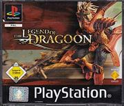 the legend of Dragoon ps1