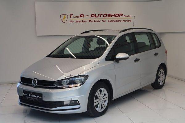 VW Touran 1 6 TDI