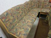 Eckbank mit 3 Stühlen