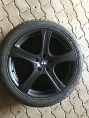 BMW X5 SUV 4x Winterräder